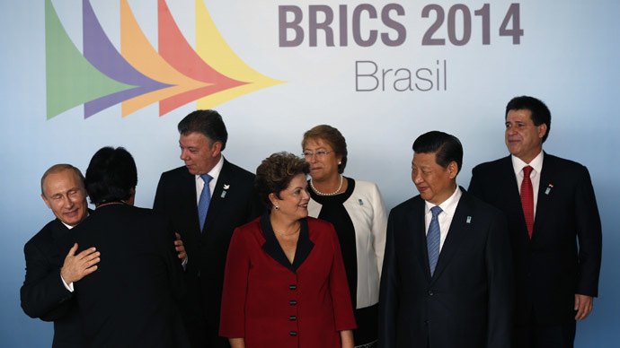 Russia to be first BRICS country to ratify $100bn currency pool - envoy