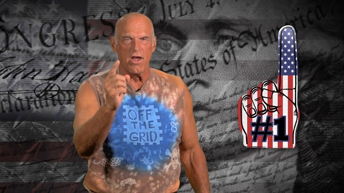 Gov. Ventura to Gov. Pence: 'Keep religion out of government' on RT America's Off the Grid