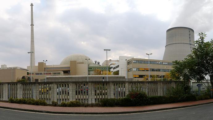 Germany's Emsland nuclear power plant shut down after leak