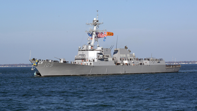 ​US Navy guided-missile destroyer enters Black Sea – reports
