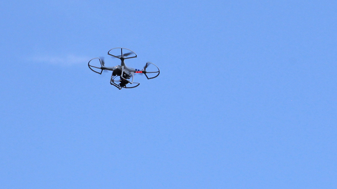 ​Drones to be used for crowd control in India's Lucknow