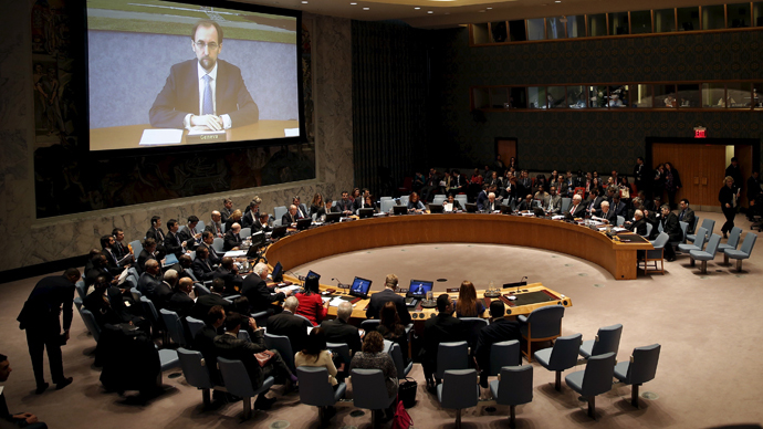 Russia submits draft resolution to UNSC on Yemen crisis amid Saudi-led airstrikes