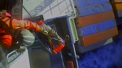 Lost at sea for 2 months, South Carolina man found on capsized boat