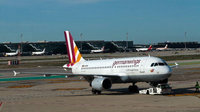 Two Germanwings Airbuses make unscheduled landings in 24 hours