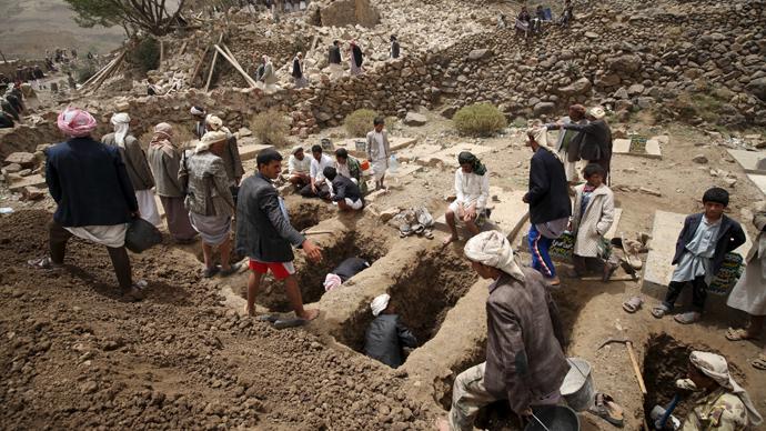 Airstrike kills family of nine in Yemen – residents