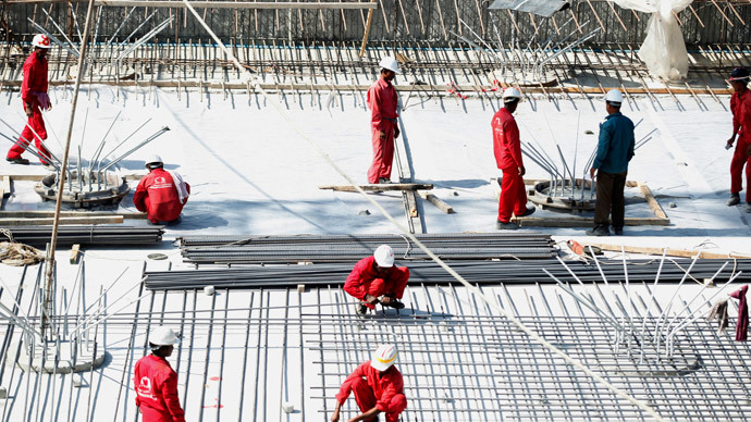 'Slave labor': Migrants building Guggenheim, Louvre in UAE 'treated like battery hens'
