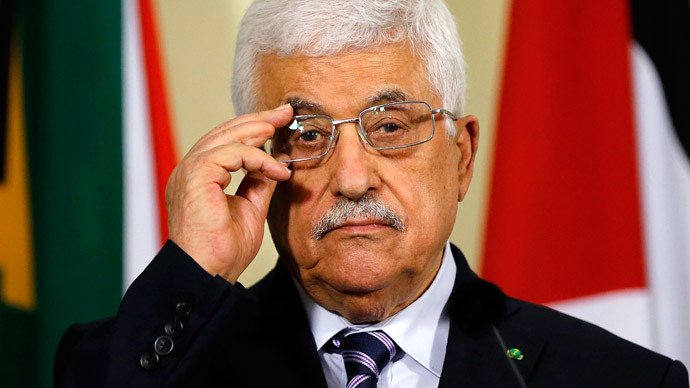 Abbas threatens Israel with ICC over frozen tax cash
