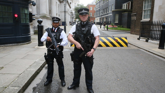 Two UK teens held under suspicion of 'terrorism'