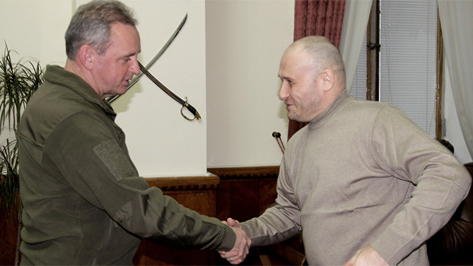 Ukraine's neo-Nazi leader becomes top military adviser, legalizes fighters