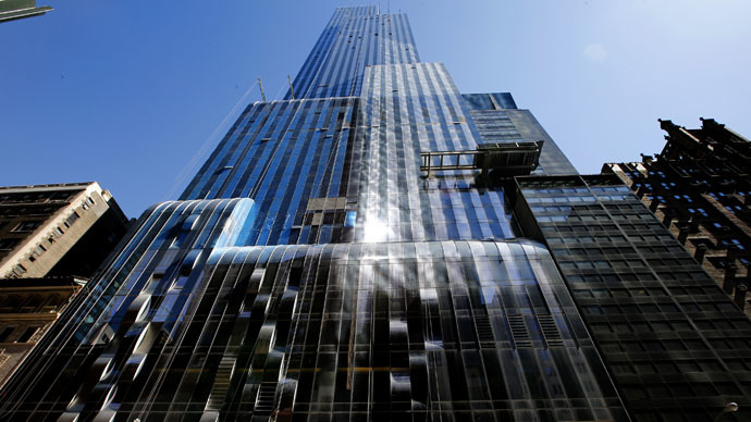 Fired for 'being too nice': Tenants at luxurious NY tower rally behind sacked doorman