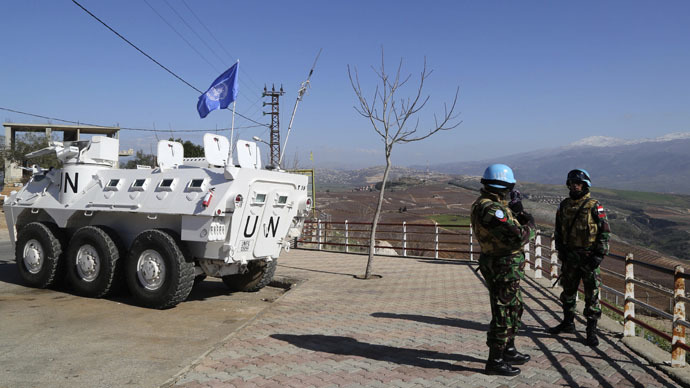IDF targeted UN peacekeepers in Lebanon – Spanish military report