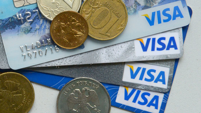 Visa may avoid huge Russian fines over data compliance as regulator eases terms