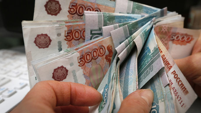 Russian Ruble Seen As World S Best Performing Currency Hits 2017 High