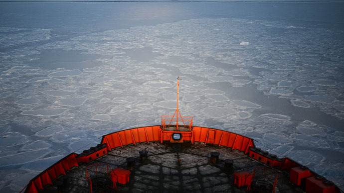 Russian company develops ice-cutting lasers for icebreakers