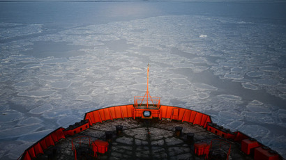North Pole-2015: Russia launches drifting Arctic station