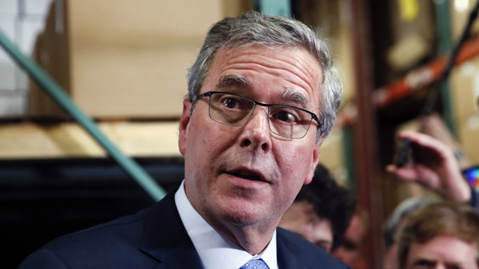 'Hispanic' Jeb Bush checked wrong box on Florida voter registration form
