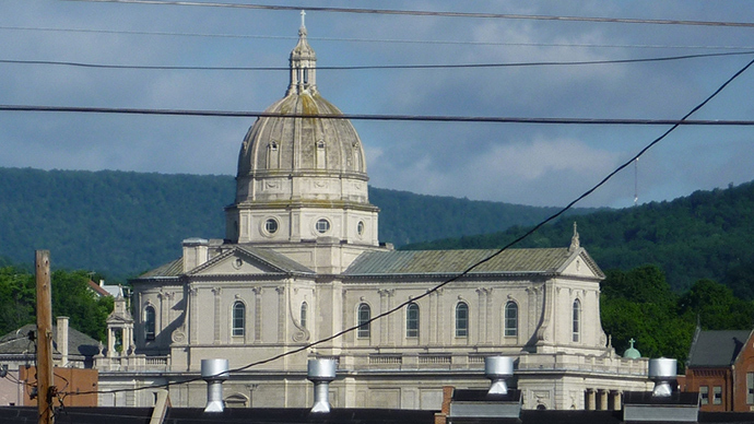 Easter mass interrupted by gunfire in Pennsylvania