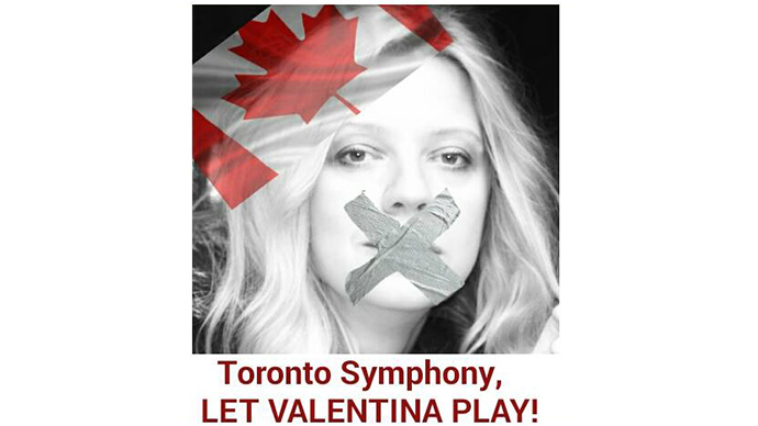 Canadian orchestra drops Ukraine-born pianist Valentina Lisitsa over anti-Kiev posts