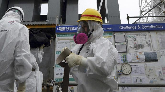 Fukushima radiation found off Canadian coast