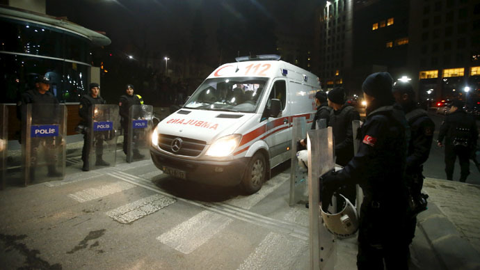 British man arrested in connection with Turkey hostage killing