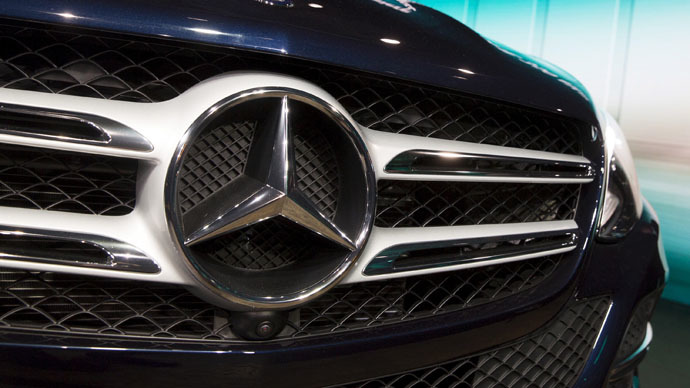 ​Daimler may start Mercedes-Benz production in Russia