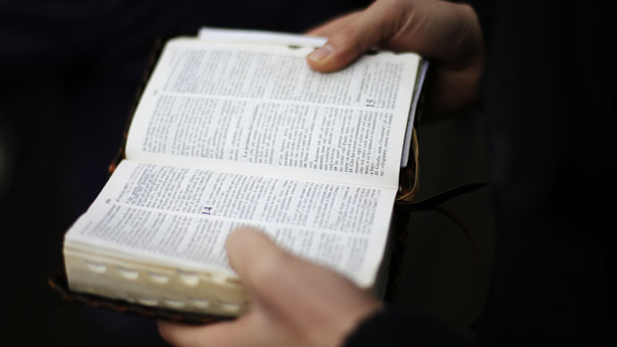 Tennessee moves to make Holy Bible the official state book
