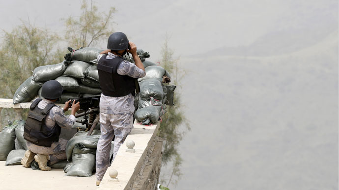 Al-Qaeda militants attack Yemen-Saudi Arabia border post - reports