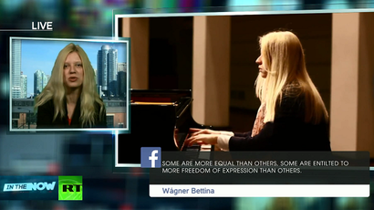 'I was to play Rachmaninoff, not preach politics' – fired pianist Valentina Lisitsa to RT