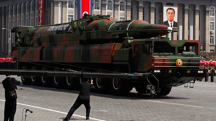 N Korea capable of launching 'mobile' nuke missile into US – NORAD