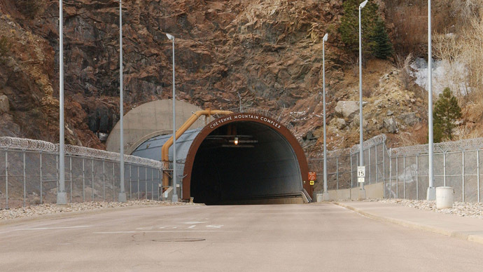 Stargate mountain: Pentagon moves comm gear back to Cold War-era bunker