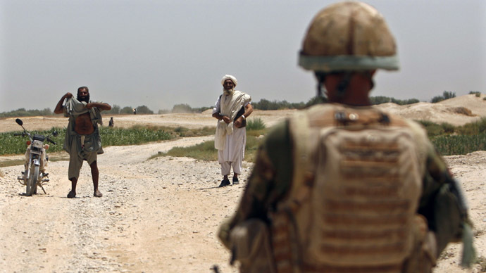 ​British Army fired 46mn ammunition rounds at Taliban fighters, costing $300mn – documents