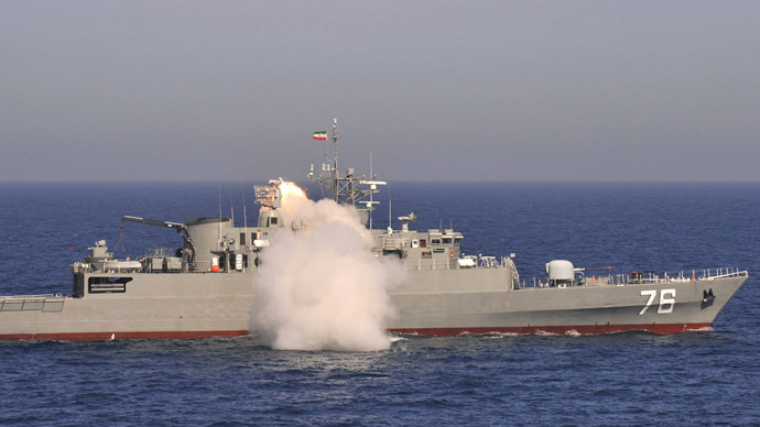 Iran sends warships to monitor Yemen's coast