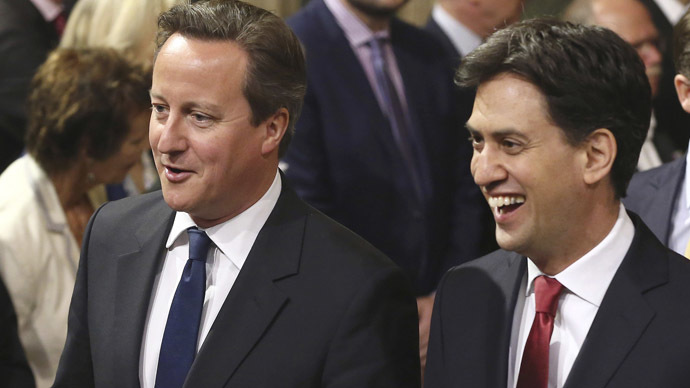#GE2015: Majority of British Jews will vote Tory, new poll claims
