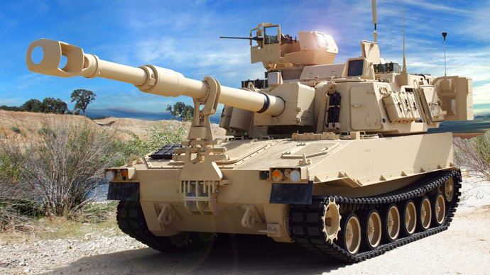 US Army to get new self-propelled howitzer after 20yrs of waiting