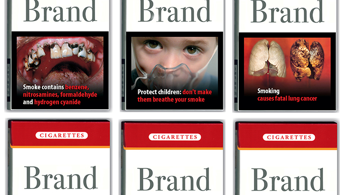 Motivation to quit: Russian shift from gruesome tobacco warnings proposed
