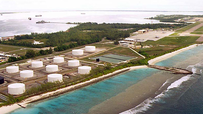 Diego Garcia: UK stalls release of CIA black site 'torture flight' records
