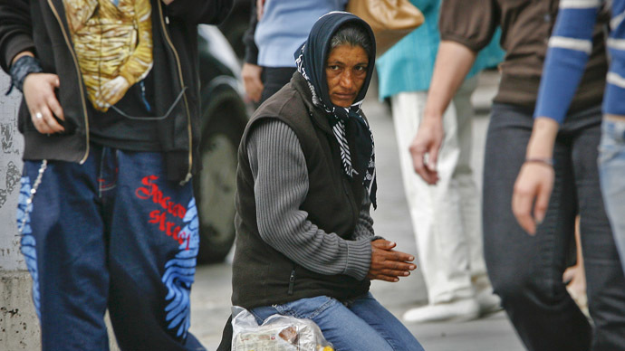 Norway 'sorry' for WWII discrimination against Romani people as anti-beggar law flops