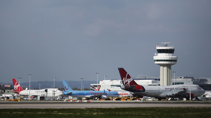 'Oil worth £300bn' discovered under London's Gatwick Airport