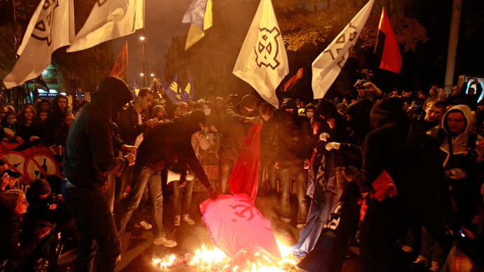 Ukraine bans Communism & Nazism, celebrates UPA nationalists as 'freedom fighters'