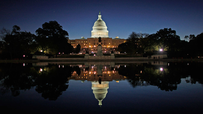 US lawmakers assembling secret 'encyclopedia of spying'