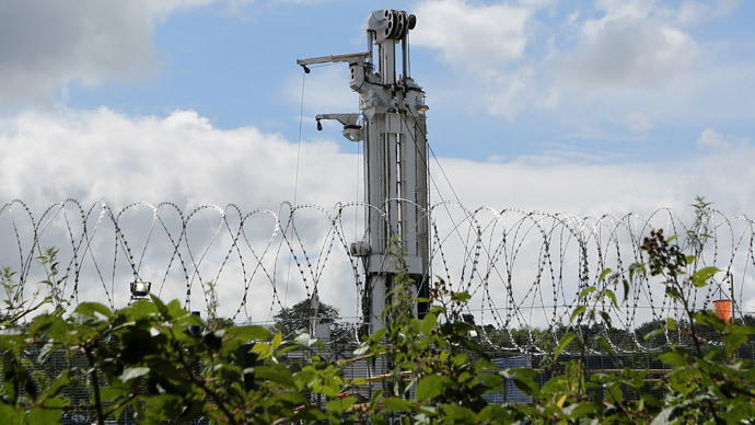 ​Fracking link suspected in presence of cancer-causing gas – report