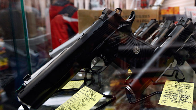 22 million Americans have anger issues & own a gun – study