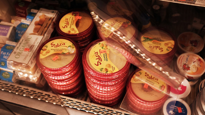 Dipping out: Listeria scare prompts massive hummus recall