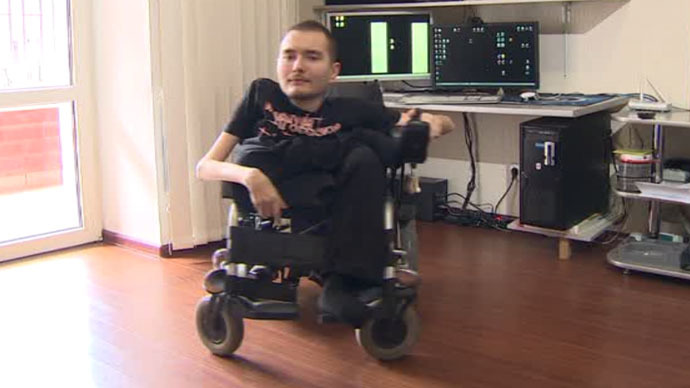 Revolutionary: Russian man to undergo first head-to-body transplant