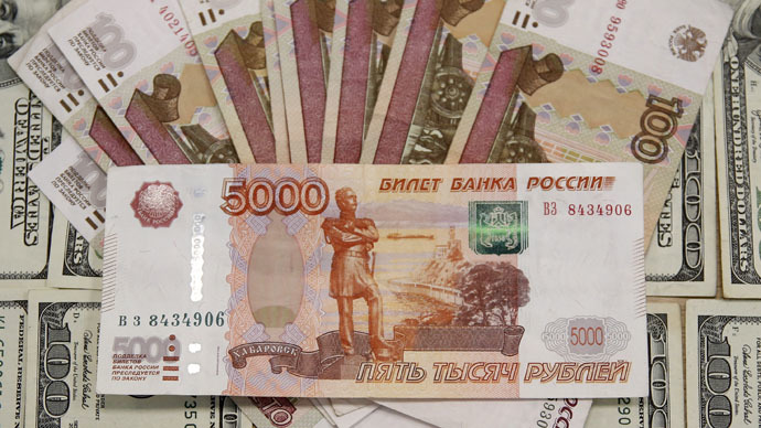 Ruble 'miracle' pushes 2015 gains to 15%