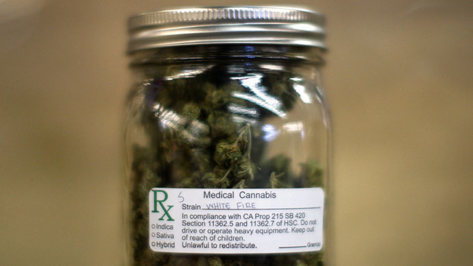 'Major hypocrisy': US govt-funded agency admits marijuana can kill cancer cells