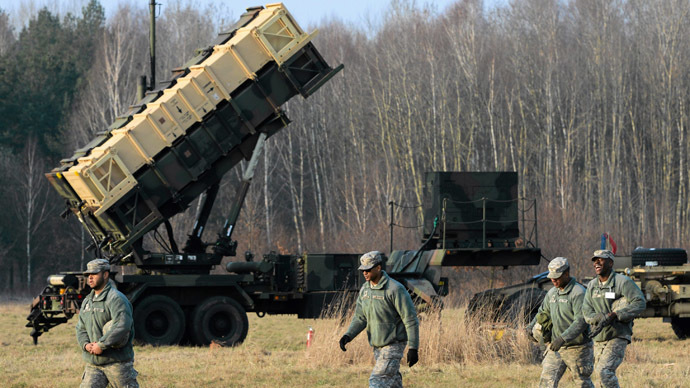 Tehran threat? Russia questions US, EU motives behind missile shield in Europe