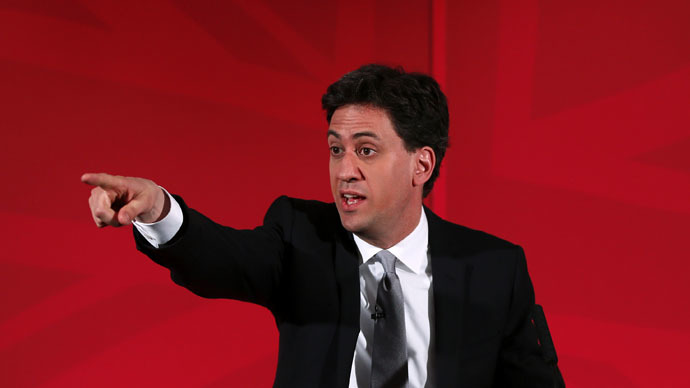 I'll recognize Palestine 'at the right moment' – Labour's Miliband