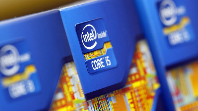 ​US bans Intel from sending computer chips to China amid nuclear research fears