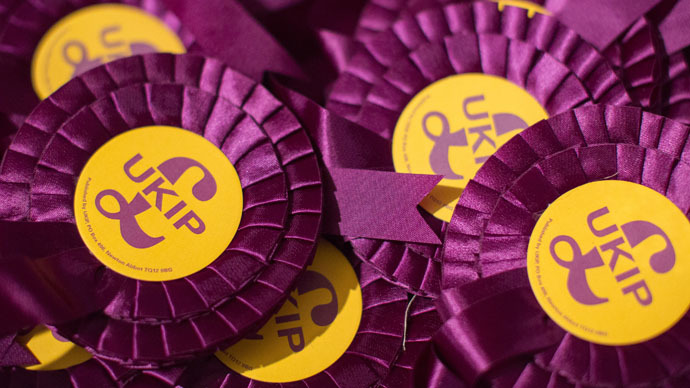 ​UKIP candidate apologizes for saying Lib Dem 'deliberately caught HIV'